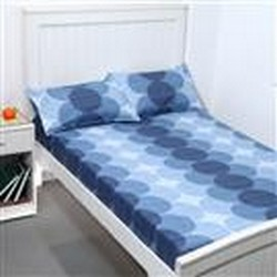 De Cottons  Double Bed Sheet  at Rs.599