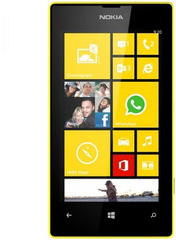 Nokia Lumia 520 at Rs. 10500