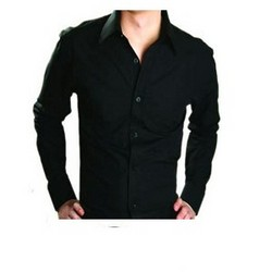 Buy Stylish Black Shirt at Rs.325 only