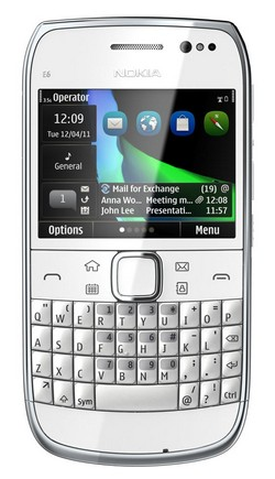 Buy Nokia E6 Mobile Phones at Rs.12999