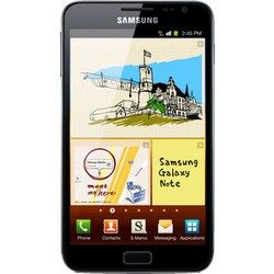 Samsung Galaxy Note N7000 at Rs.27500