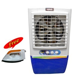 Venus Air Cooler + Dry Iron at Rs.2990
