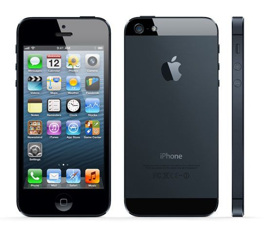Apple TV worth Rs. 8295 free with every purchase of iPhone 5 (16GB)