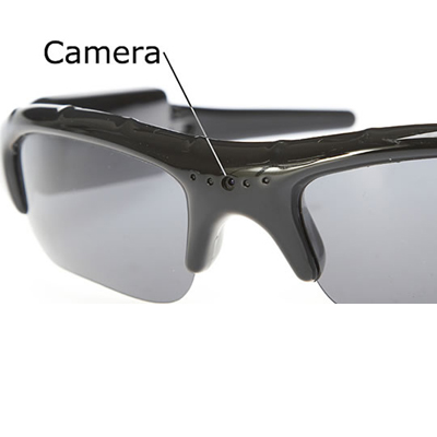 Mono Spy Sunglass video Camera at Rs.1999