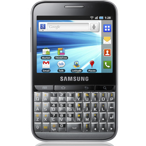 Samsung Galaxy Pro at Rs.6200