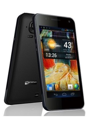 Micromax Superfone at Rs.11594