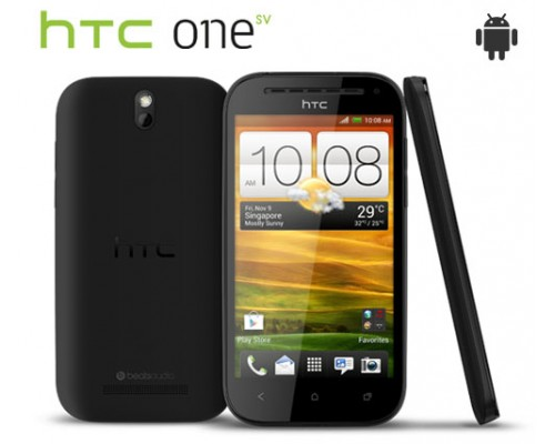 HTC One SV 4G Android Phone at Rs.19995