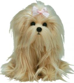 Bixie Yorkie Soft Toy at Rs.674