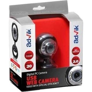 Advik webcam at Rs.433