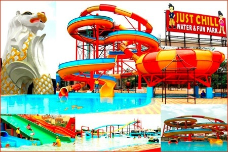 Amusement Park Package at Rs.199 only