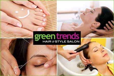 Hair Cut & Head Oil Massage Starting at Rs.299