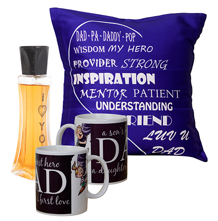Father's Day Combo Pack at Rs.499