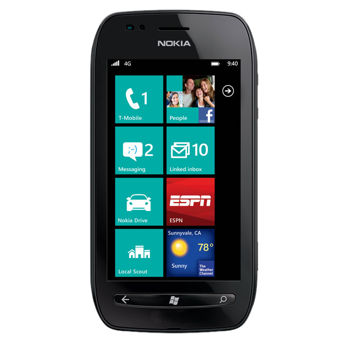 Nokia Lumia 710 at Rs.15299