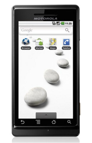 Motorola Milestone A853 at Rs.13999