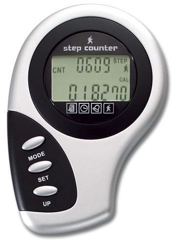 Walk Counter Watch + Pedometer with Alarm at Rs.99