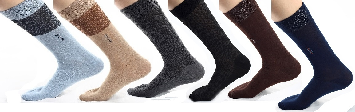 Pack of 6 Assorted Socks at Rs.99