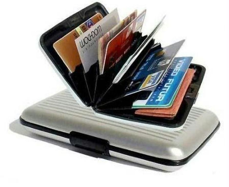 Aluminium wallet at Rs.68