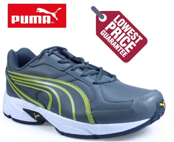 Puma Mike Dark Grey Shoe at Rs.1399