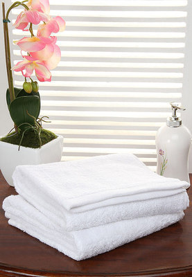 Two white Sports Towels at Rs.245