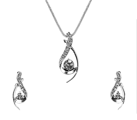 Oleva Pendent Set at Rs.399