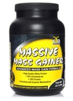 Massive mass Gainer Strawberry at Rs.900