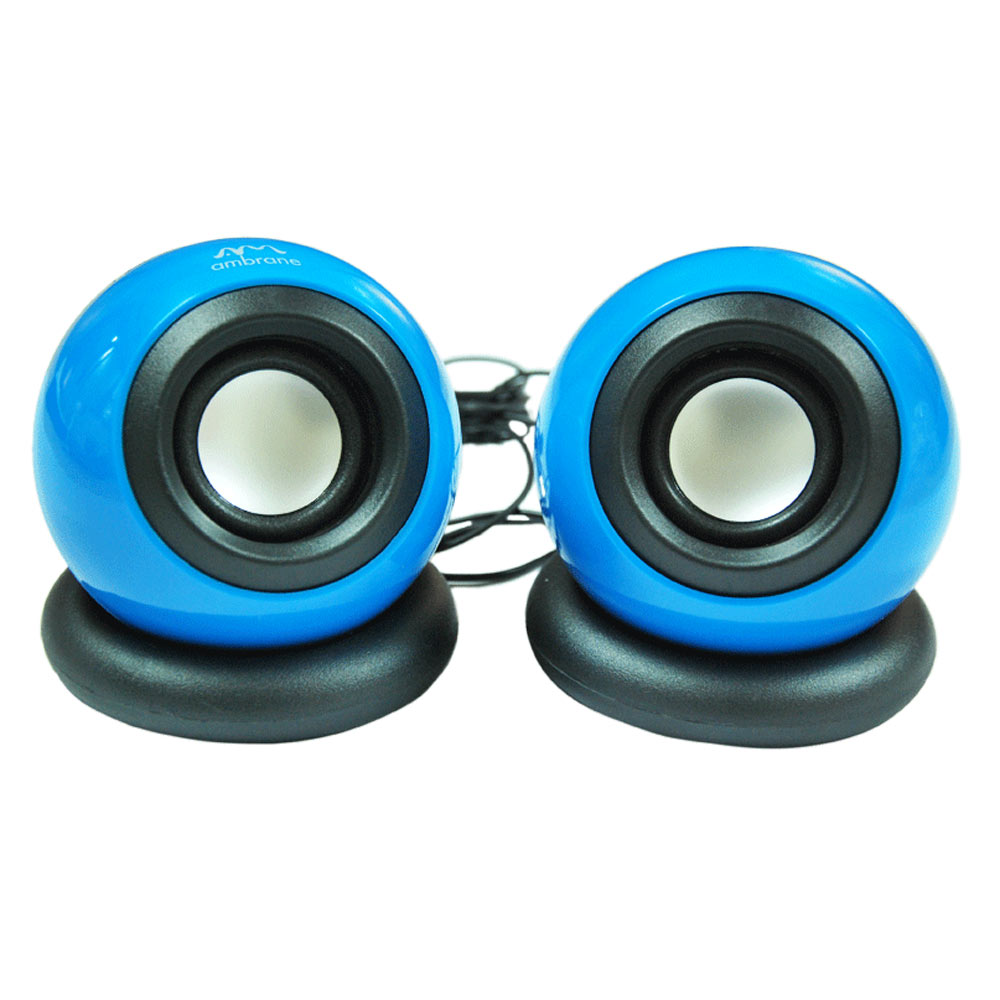 Ambrane Speakers and Woofers at Rs.299