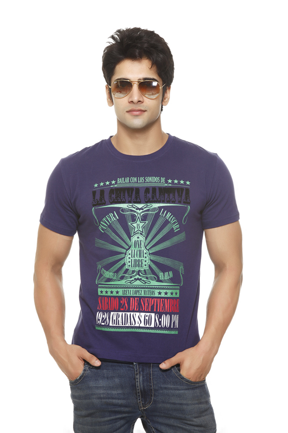 Gritstones T-Shirt at Rs.399