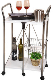 Eureka Cape Serving Cart at Rs.4990