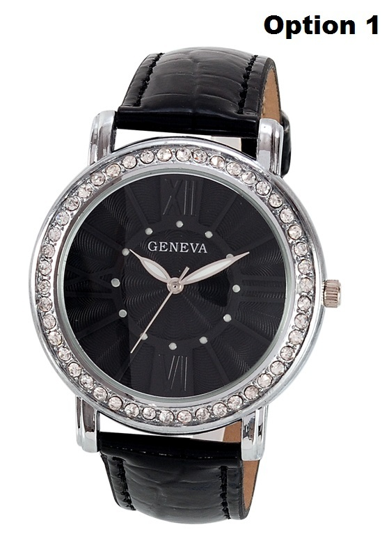 Geneva Roman Watch - 7 at Rs.599