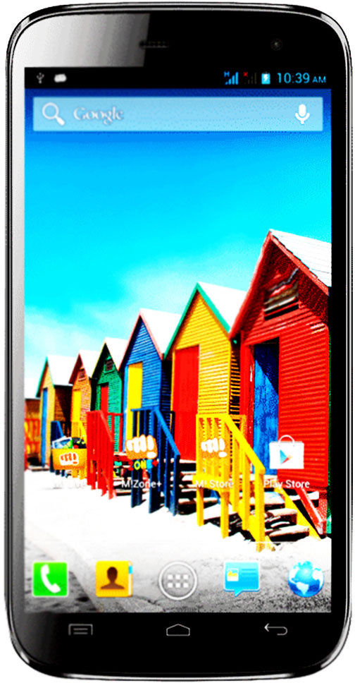 Micromax Canvas HD at Rs.13099