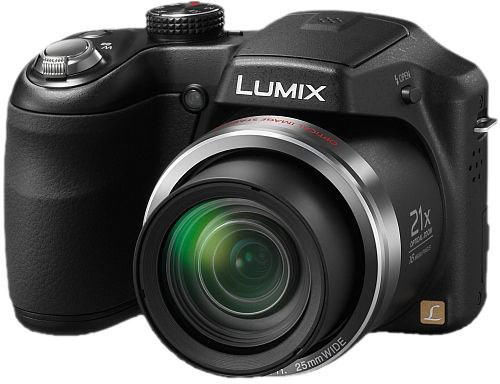 Panasonic Lumix at Rs.8499