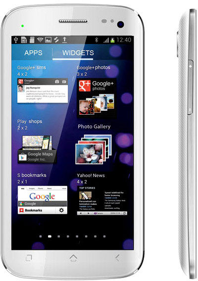 Micromax Canvas 2 at Rs.9725