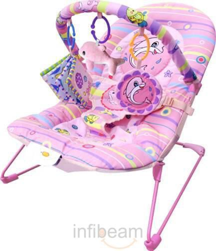 Tiny Dolphin Bouncer at Rs.1549