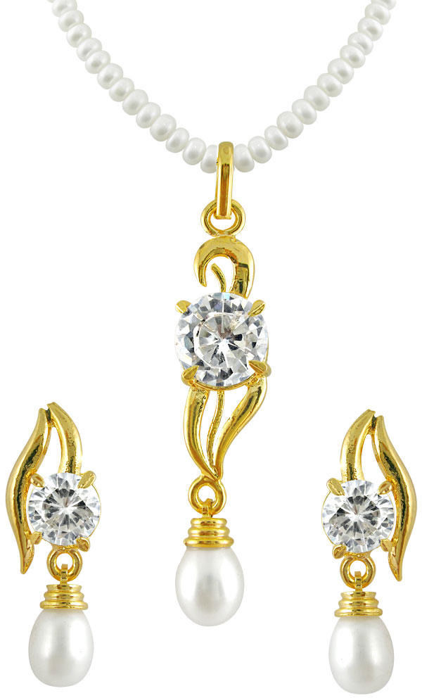 Jagdamba Pendent Set at Rs.1099