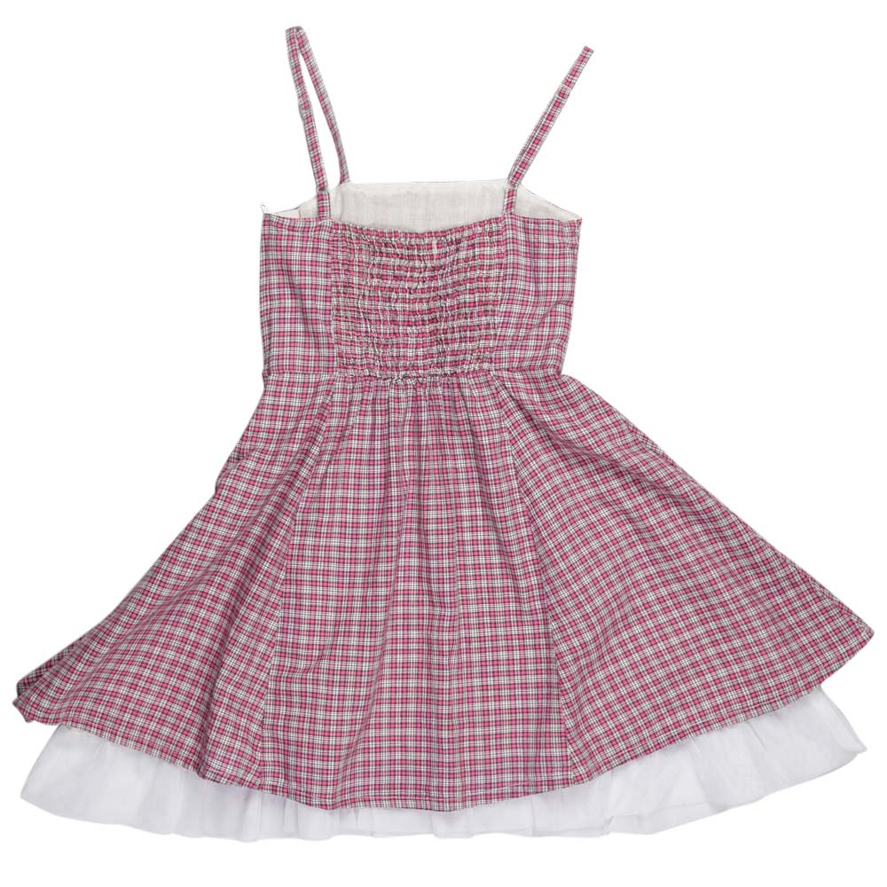 Aiva Pink Girls Dress at Rs.474