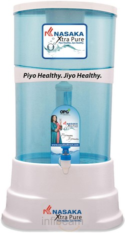 Nasaka gravity purifier at Rs.2090