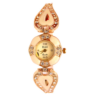 Elle diamond Wrist Braclect Cum Watch at Rs.249