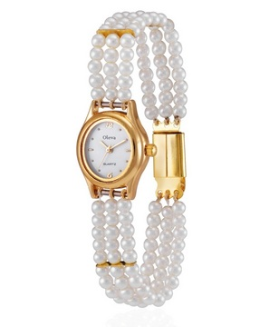 Oleva Pearl Watch at Rs. 499