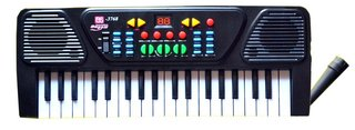 Kid's piano with Mic at Rs.299