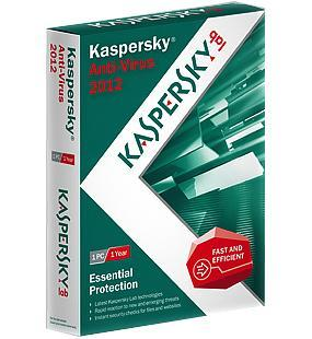 Kaspersky 3 User antivirus at Rs.569