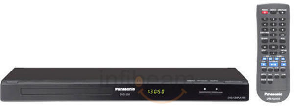 Panasonic S485 DVD Player at Rs.1699
