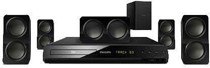 Philips Home Theatre at Rs.9199