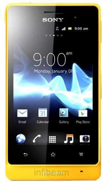 Sony Xperia Go at Rs.12099