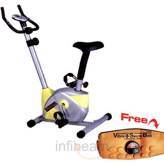 Bodyline Upright Bike at Rs.11675