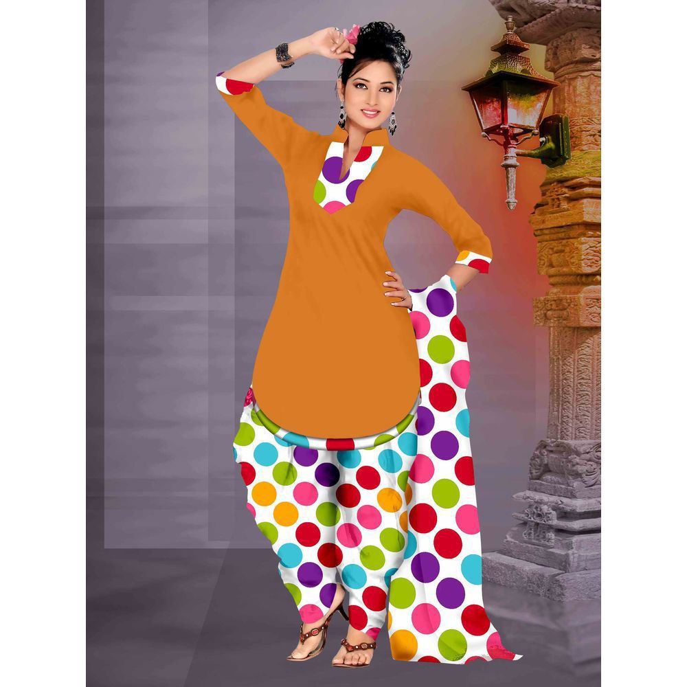 Patiala Dress Material at Rs.376