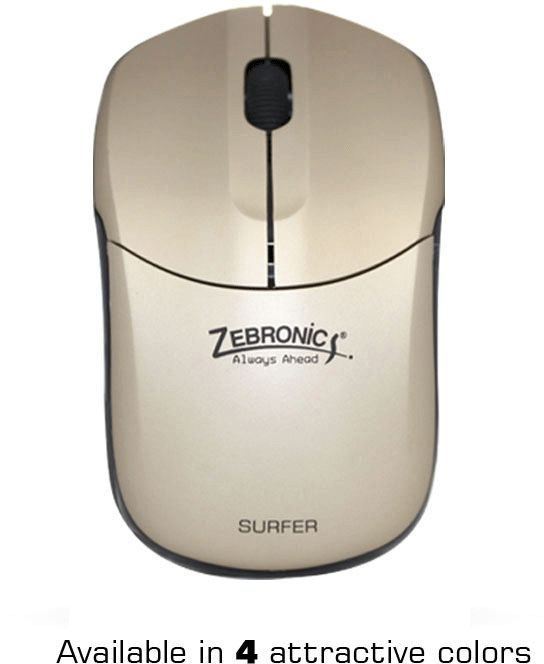Zebronic wireless optical Mouse at Rs.443