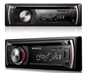 LG Car Stereo CD MP3 at Rs.3999