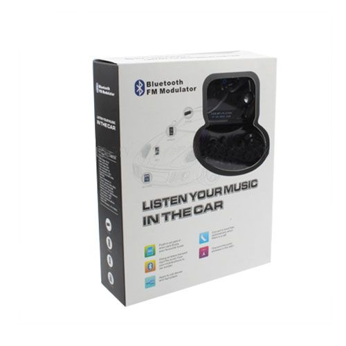 Car Bluetooth MP3 Player at Rs.1990