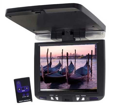 Car LCD Roof Screen at Rs.2499