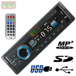 Car Deck Stereo & MP3 Player at Rs.1400